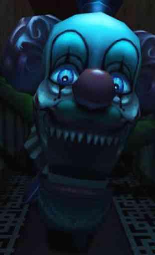 Haunted Clown Circus 3D 3