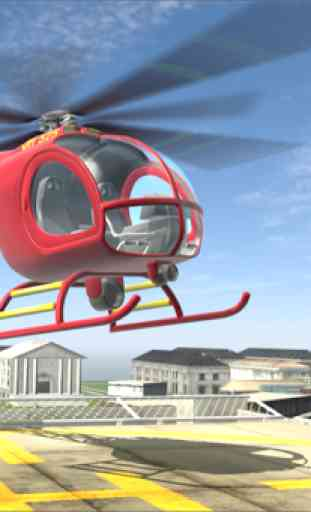 Helicopter Simulator 2015 Free 1