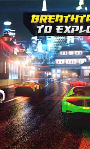 High Speed Race: Racing Need 4