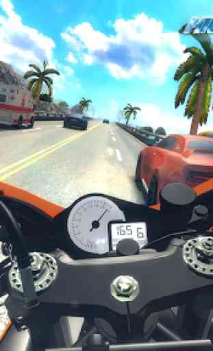 Highway Traffic Rider 1