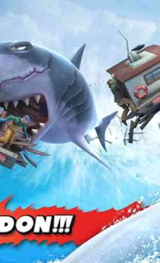 Hungry Shark Evolution 1