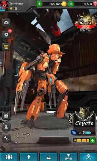 Iron Kill Robot Fighting 1