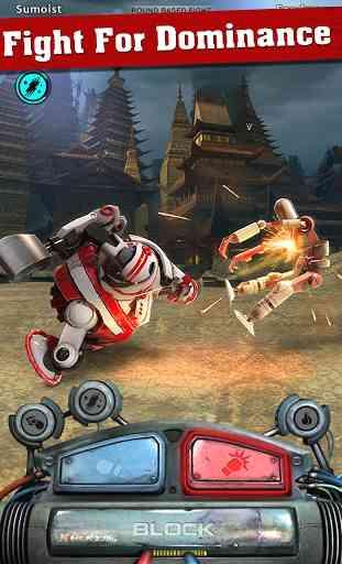 Iron Kill Robot Fighting 2