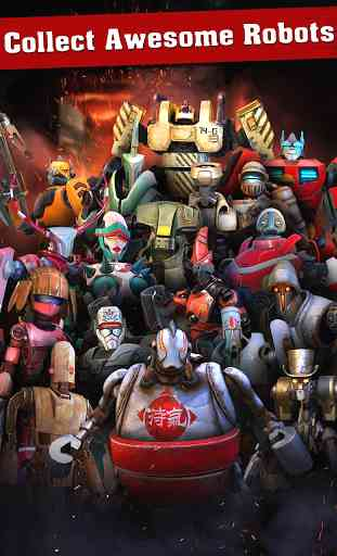 Iron Kill Robot Fighting 3