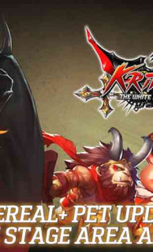 Kritika: The White Knights 1