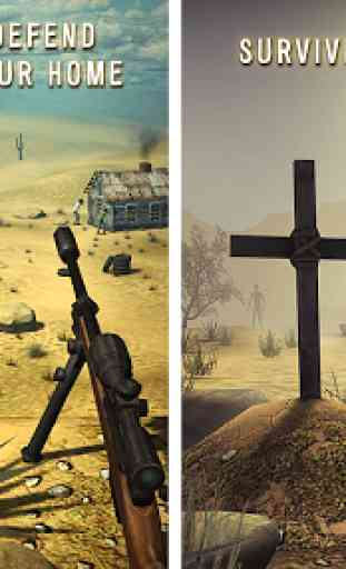 Last Hope - Zombie Sniper 3D 1