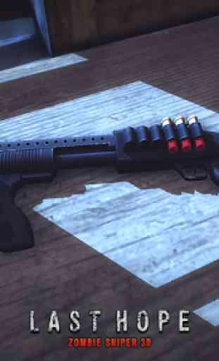 Last Hope - Zombie Sniper 3D 2