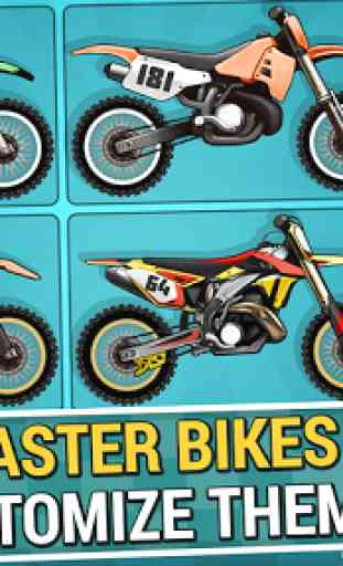 Mad Skills Motocross 2 3
