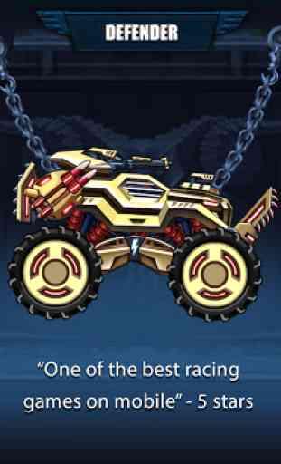 Mad Truck Challenge Racing 1