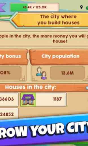 Make a City - Build Idle Game 3