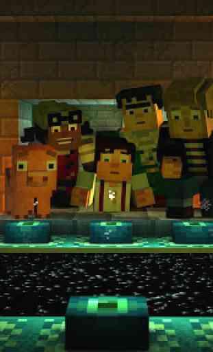 Minecraft: Story Mode 4