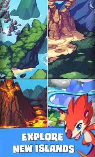 Mino Monsters 2: Evolution 1