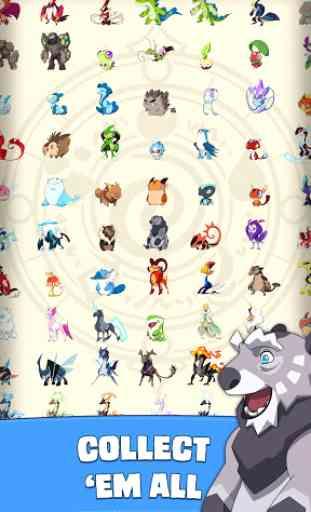 Mino Monsters 2: Evolution 4