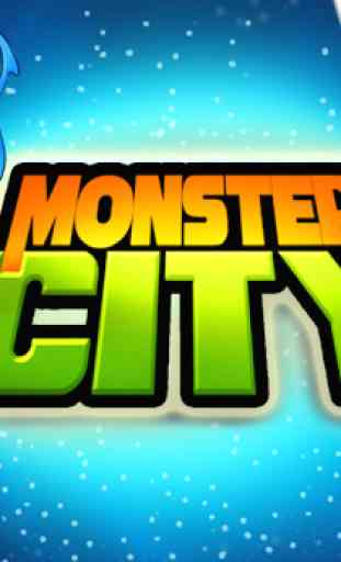 Monster City 1