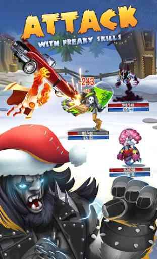 Monster Legends 4