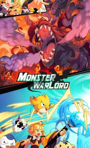 Monster Warlord 1