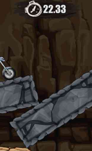 Moto X3M Bike Race Game 3