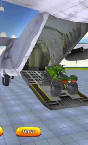 Motor & Quad Plane Transport 2