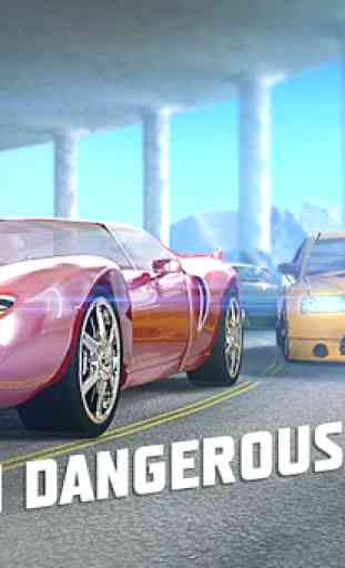 Need for Racing: New Speed Car 4