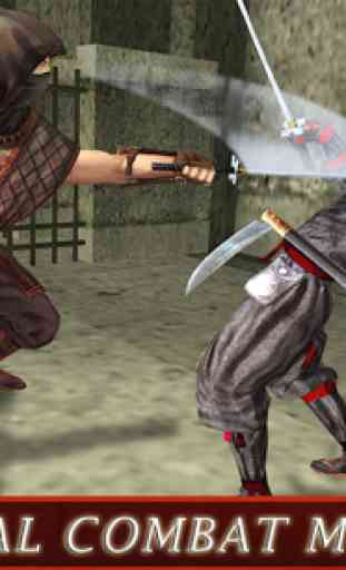 Ninja Warrior Assassin 3D 1
