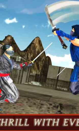Ninja Warrior Assassin 3D 3