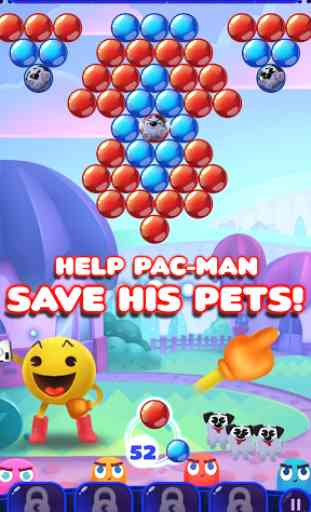 PAC-MAN Pop - Bubble Shooter 4