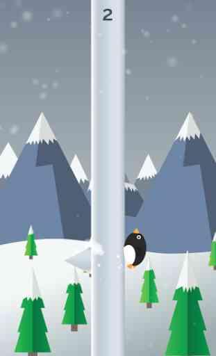 Penguin Run, Cartoon 4