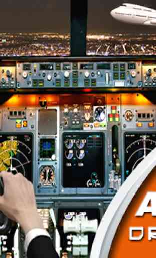 Pilot Airplane Driving Sim 1