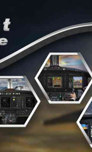 Pilot Airplane Driving Sim 2