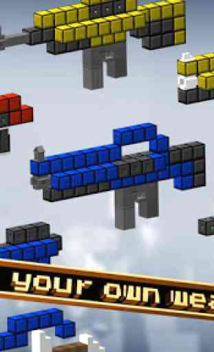 Pixel Arms Craft :Gun & Knife 2