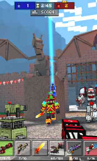 Pixel Gun 3D (Pocket Edition) 2
