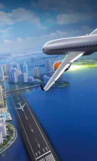 Plane Driving 3D 2