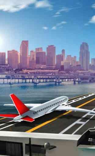 Plane Driving 3D 3
