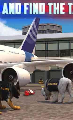 Police Dog Simulator 3D 3