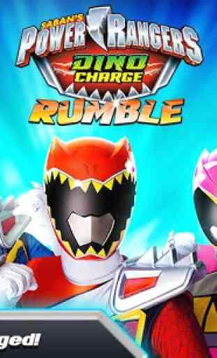 Power Rangers Dino Rumble 1