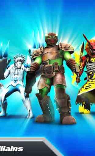 Power Rangers Dino Rumble 3