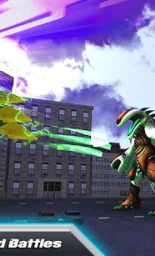 Power Rangers Dino Rumble 4