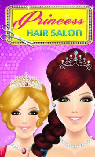 Princess Hair Salon 1