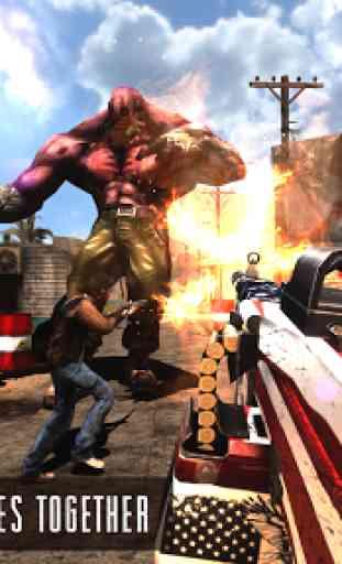 Rage Z: Multiplayer Zombie FPS 2