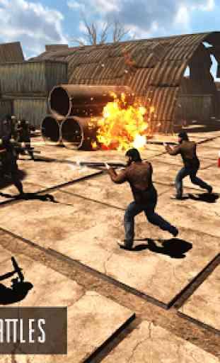 Rage Z: Multiplayer Zombie FPS 3