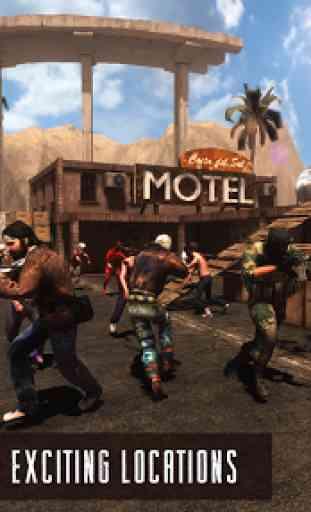 Rage Z: Multiplayer Zombie FPS 4