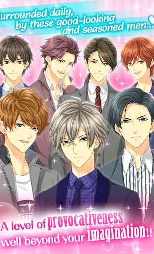 【Rental Boyfriends】dating game 2