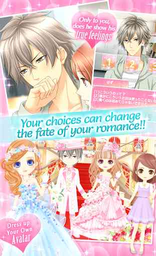 【Rental Boyfriends】dating game 4