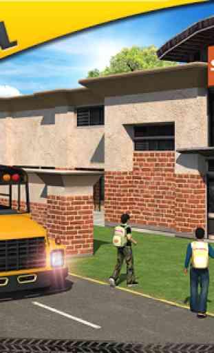 Schoolbus Driver 3D SIM 3