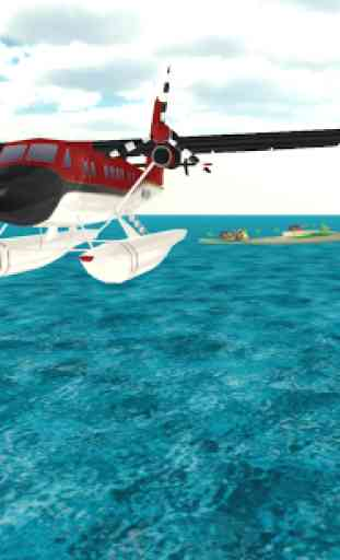 Sea Plane: Flight Simulator 3D 1