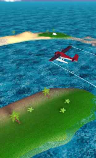 Sea Plane: Flight Simulator 3D 4
