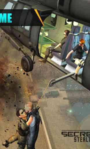 Secret Agent Stealth Mission 2