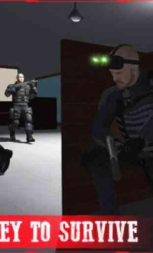 Secret Agent Stealth Spy Game 4