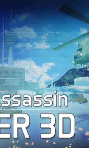 Silent Assassin Sniper 3D 1