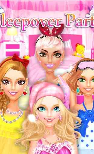 Slumber Party - Girls Salon 3
